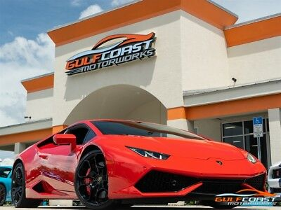 2015 Huracan LP 610-4 2015 Lamborghini Huracan LP 610-4 Automatic 2-Door Coupe