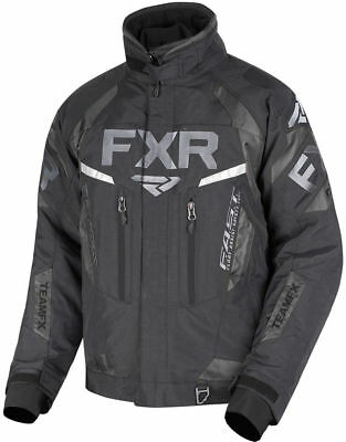 FXR™ Boost X Black Ops Insulated Men/'s Snowmobile Jacket 180029-1010-XX