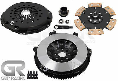 GR USA STAGE 4 CLUTCH KIT+LITE-FLYWHEEL For BMW 328 525 528 M3 Z3 E34 E36 E39***