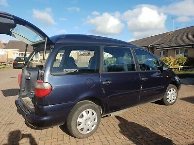 wheelchair accessible ford galaxy 1.9 litre diesel