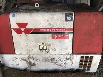 MASSEY FERGUSON 934 Compact Power-station Generator