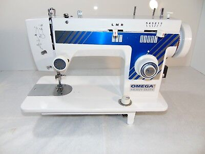 Industrial Strength HEAVY DUTY OMEGA 350-HD SEWING MACHINE**MADE in JAPAN**