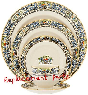 Lenox Autumn Gold-Banded Fine China Place Setting - Replacement Parts