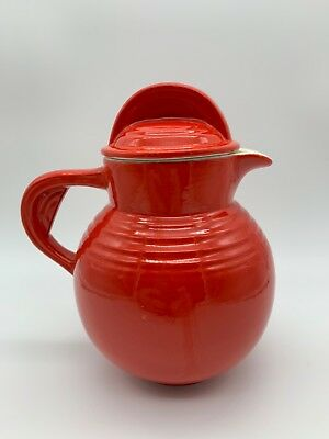Hall Kitchenware Chinese Red Five Band Syrup