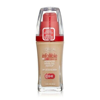 L'Oreal Infallible Makeup 603 Classic Ivory 30ml