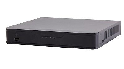 EnMotion Professional 4CH 1080P/4K Built-In PoE IP/Network NVR