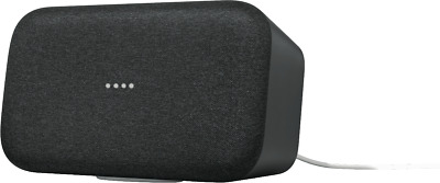 NEW Google GA00223-AU Home Max - Charcoal