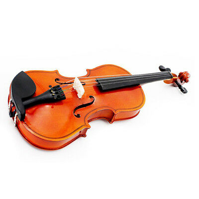 1X(Size 1/2 Natural Violin Basswood Steel String Arbor Bow for Kids Beginne F2O5