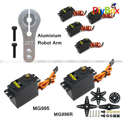 MG995 MG996R Metal Torque Gear Digital Servo For RC Truck Car Boat Helicopter DB