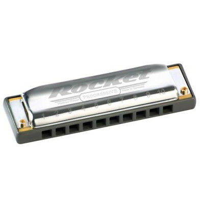 Hohner M2013BX-A Rocket Harmonica Key of A. Huge Saving