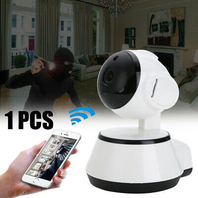 HD 720P v380 Wireless WIFI Security IP Camera 2Ways Audio CCTV Cam Baby Monitor