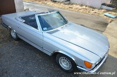 Mercedes Benz  280 SL / R107 1977
