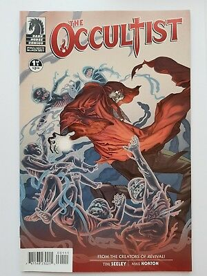 The Occultist Issue 1 of 5 Dark Horse Comics