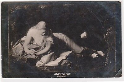 (K125-50) 1920 GB PC unused MAGDALENE (Battoni) (AY)