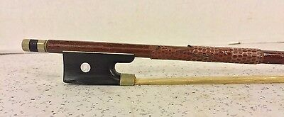 Antique Josef Richter Violin Bow Broken Tip Germany