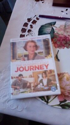 The hundred foot journey dvd new. Sealed