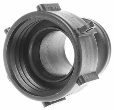 Straight Male Hose Coupling 1-1/2in Female Threaded to Male Cam, 1-1/2 in Female