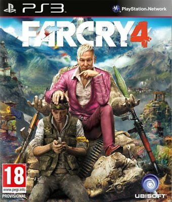 Far Cry 4, Ps3 (Playstation 3), Castellano, Store España (No Disco) Digital