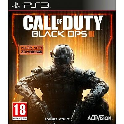 Call Of Dutty Black Ops 3+Black Ops 1, Ps3 (Playstation 3) Castellano (Digital)