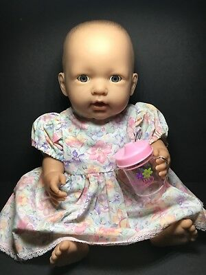 Pretty Talking Singing Berenguer Baby Doll 'I Love You Mummy Give Me A Kiss'