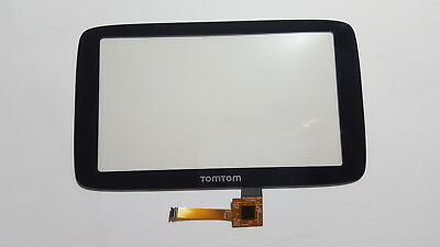 TOMTOM TOUCH SCREEN digitizer glas ersatz für lcd display ZJ050NA