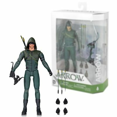 "New DC Collectibles Season 3 Arrow 6.75"" Action Figure Official"