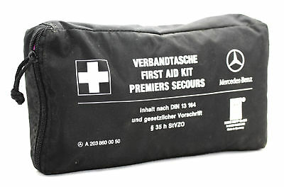 Hans Hepp Mercedes First Aid Kit [A203 860 00 50] Expiration Date 12/2007