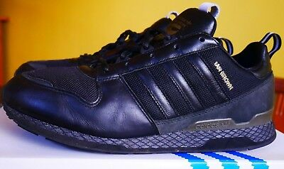 the best attitude 75dfe e203b ADIDAS KZK ZX Ian Brown Stone Roses ObyO Originals mens black size 10