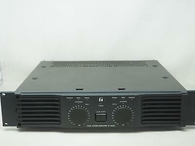 TOA IP-300D Dual Channel Power Amplifier Works Great! Free Shipping!