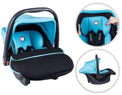 Baby Car Seat Support Safety Booster Kids Child 0-13 Kg Noa Plus Lionelo