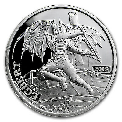 1 oz Silver Proof Round Angels /& Demons Series - SKU#153115 Delphine