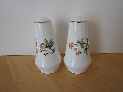 Minton Bone China Meadow Salt & Pepper