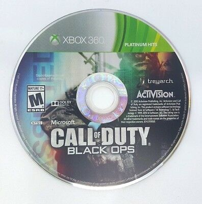 Call of Duty: Black Ops (Microsoft Xbox 360)  DISC ONLY™