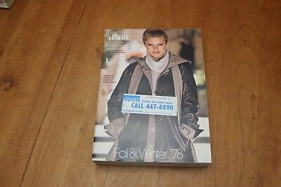 Vintage Montgomery Ward Catalog Fall and Winter 1978 1200 Pages Wards GUC