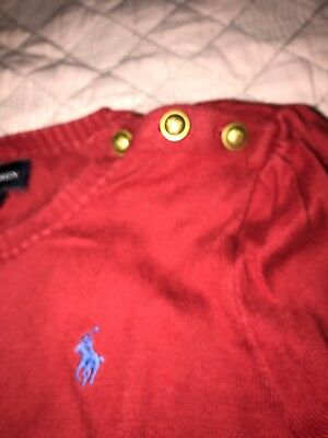 girls ralph lauren age 6X