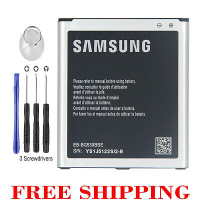 OEM For Samsung Galaxy Grand Prime J3 G530 EB-BG530BBE Battery Replacement+Tools