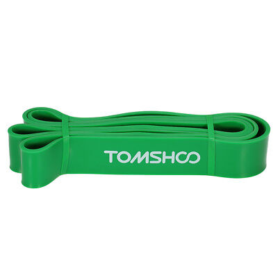 TOMSHOO 208cm Workout Schleifenband Assist Pull Up Band Stretch Resistance E3B2
