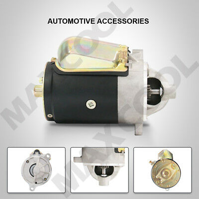 Starter Motor for 81-96 Ford Falcon/Bronco Cleveland Windsor 5.8L 351 Auto