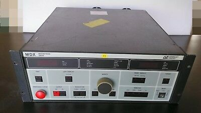 [Used] AE, Advanced Energy / 2012-025-S, MDX-10K / MAGNETRON DRIVE