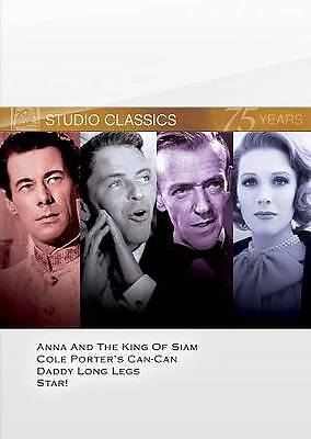 20th Century Fox Studio Classics (Anna and the King of Siam / Can-Can / NEW DVD