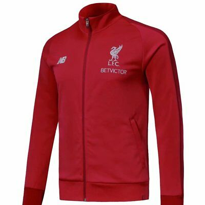 Liverpool 2018/19 Walkout Jacket- Red