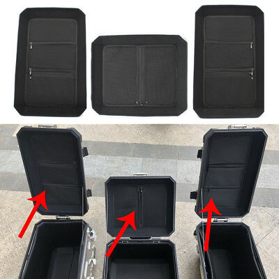 3x Tail Case Top Box Cover Bag Saddlebag Inner Liner Pouch For BMW R1200GS 13-17