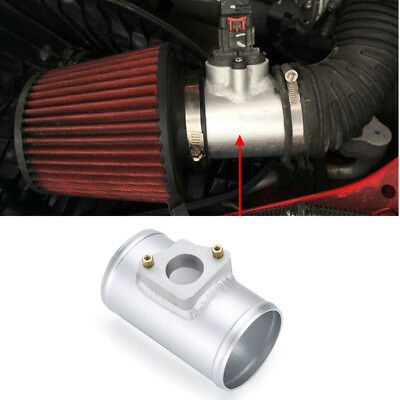 "Universal 3"" Air Flow Intake Hose Connector + 1"" Sensor Adapter Race Accessories"