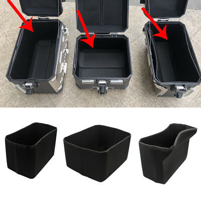 3x Top Rear Box Case Lining Saddlebag Inner Tray Protector for BMW R1200GS 13-17