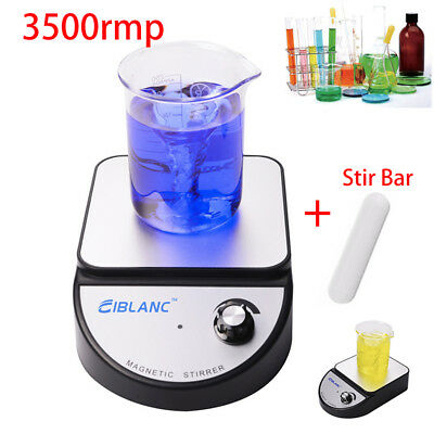 3500rpm AC 100-240V Laboratory Magnetic Stirrer Mixer Strong Stirring Machine