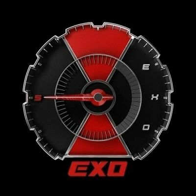 EXO Don't Mess Up My Tempo 5th Album Random CD+Booklet+Poster+Card+Free Gift