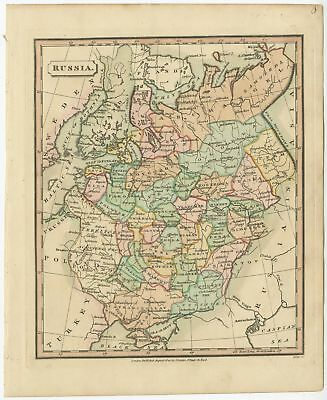Russia - Tyrer (1821)
