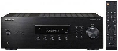 Pioneer SX-10AE Bluetooth Power Music Stereo Receiver Amplifier Home Audio Black