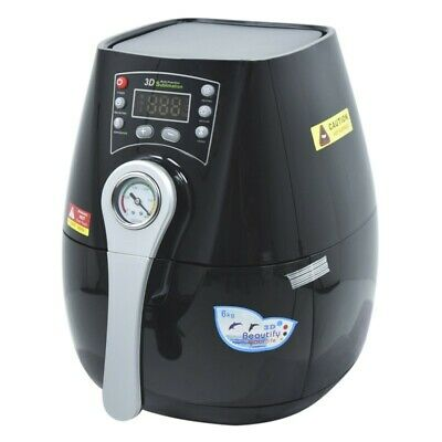 Mini Oven Sublimation 3D With Accessories Included St1520