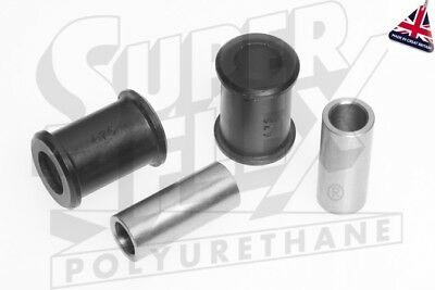 Superflex Polyurethane Front Shock Absorber Lower Bush Kit Triumph Dolomite